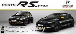 New GENUINE Clio III 197 200 CUP RS roof rear back spoiler RENAULT SPORT 3 set