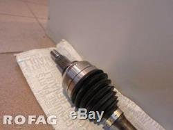 New GENUINE Clio III 197 200 RS CUP TROPHY driveshaft RENAULT SPORT 2.0 16v r. S