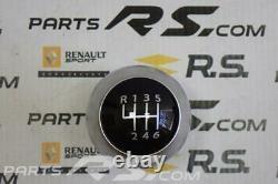 New GENUINE Clio III Megane III RS RENAULT SPORT alloy gear knob BV6 f4r 3