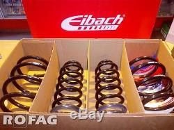 New GENUINE EIBACH set kit springs RENAULT SPORT Clio 3 III RS 197 200 cup r. S