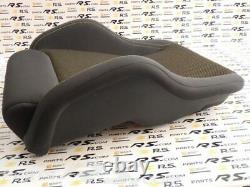 New GENUINE Recaro Renault Sport Clio III RS 197 200 down seat fabric cloth base