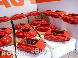 New GENUINE Renault Sport IV 4 RS 220 200 EDC brembo caliper front RED CUP
