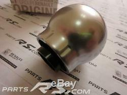 New GENUINE RenaultSport Clio III 197 200 RS Cup RENAULT SPORT Gear Knob alloy
