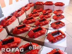 New GENUINE RenaultSport Clio III 3 RS 197 200 brembo caliper front RED CUP R
