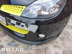 New GENUINE RenaultSport Clio III 3 RS 197 front spoiler splitter RENAULT SPORT