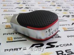 New Genuine RENAULT SPORT Clio IV RS edc gear knob lever RS18 TROPHY ph1 ph2