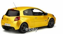 OTTO MOBILE 350 RENAULT CLIO 3 RS Ph2 Sport Cup resin model car yellow 118th