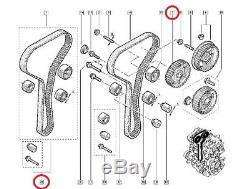 Poulie Dephaseur & Kit Distribution Renault Clio II Sport 2.0 16v (d'origine)