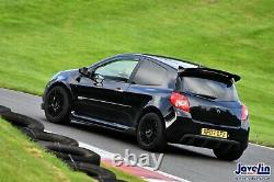 RENAULT CLIO SPORT 197 MODIFIED TRACK CAR FAST ROAD COIL OVER CAGE road legal