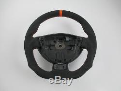 RENAULT Clio RS Sport Cup mk2 II Flat bottom Thumbs INCLUDE Steering wheel Volan