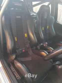 Recaro SPD Reupholstered Renault Sport Seats for Clio 172/182 or Megane 225