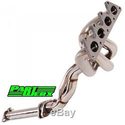 Renault Clio 172 182 2.0 16v Sport Decat Stainless Steel Exhaust Manifold +10BHP