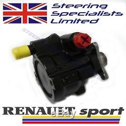 Renault Clio 172 182 Sport 2.0 16V Power Steering Pump (Genuine Remanufactured)