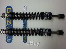 Renault Clio 172 & 182 sport Gaz adjustable suspension kit wIth rear coilovers