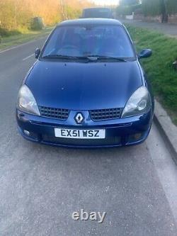 Renault Clio 172 sport
