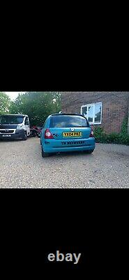 Renault Clio 172 track car Renaultsport