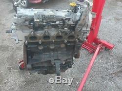 Renault Clio 182 Sport 2.0 16V F4R Engine