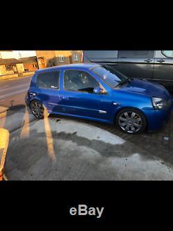 Renault Clio 182 sport