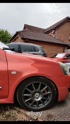 Renault Clio 182 sport inferno orange not 172