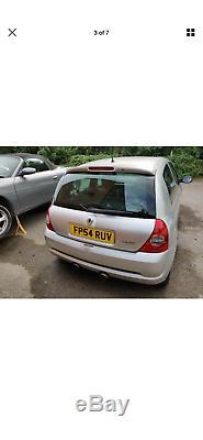Renault Clio 182 sport, not 172