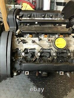Renault Clio 3.0 V6 Phase 1 Engine Renault Sport