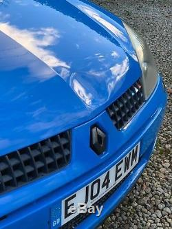 Renault Clio MK2 Sport 182 French Racing Blue + SPARE Wheels, Tyres & Brakes