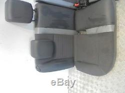 Renault Clio Mk2 Gt Sport Interior Front And Rear Seats 2010
