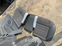 Renault Clio Mk3 GT 3dr Sport Half Leather Seats & Interior 2006-2012