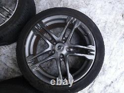 Renault Clio Mk3 Mk4 2005-2009 Clio Sport 197 200 SET 17 Alloy Wheels & Tyres