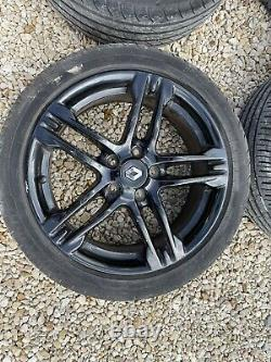 Renault Clio RS Sport 197 200 SET 17 Alloy Wheels & Tyres Clio Mk3 RS