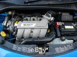 Renault Clio Rs 200 Sport Engine With Only 47k! 197
