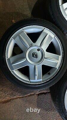 Renault Clio Sport 172 Alloy Wheels