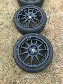 Renault Clio Sport 172 Cup Wheels Speedline Turini 16 4x100 Toyo Tyres