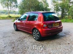 Renault Clio Sport 172 (FSH, Low Mileage, 2 Prev Owners)