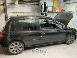 Renault Clio Sport 172 KTEC TUNED TRACK TOY PROJECT