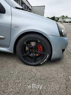 Renault Clio Sport 172 Turbo track car road legal