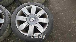 Renault Clio Sport 182 2001-2006 172 182 Alloy Wheels Set X 4