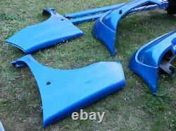 Renault Clio Sport 182 Arctic Blue Front Rear Bumper Skirts Wings Bumpers