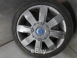 Renault Clio Sport 182 Cup 2.0 16 4x100 anthracite Alloy Wheels X4 full set