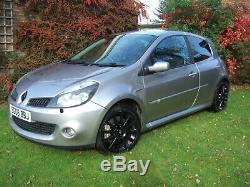 Renault Clio Sport 197 LUX 2008