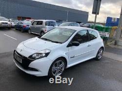 Renault Clio Sport 197 White