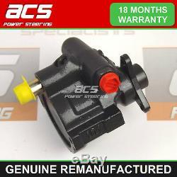 Renault Clio Sport 2.0 16v 172 182 Remanufactured Power Steering Pump
