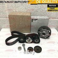 Renault Clio Sport 2.0 172 182 Camshaft Dephaser Pulley Timing Belt Genuine