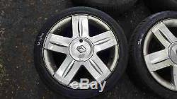 Renault Clio Sport 2001-2006 172 182 Alloy Wheel Set x5 16inch