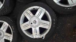 Renault Clio Sport 2001-2006 172 Alloy Wheel Set + Tyres 195 45 16 x5