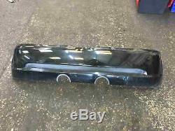 Renault Clio Sport 2001-2006 182 Rear Bumper Black TE267