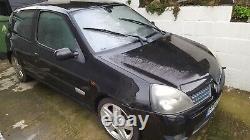 Renault Clio Sport 2002