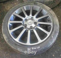 Renault Clio Sport 2005-2012 197 200 Anthracite Alloy Wheel 17 inch 17