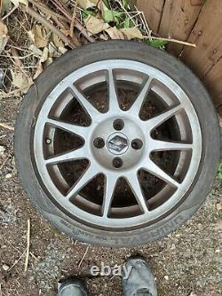 Renault Clio Sport Cup Turinis 16inch 4x100