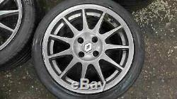 Renault Clio Sport MK2 2001-2006 172 182 Speedline Alloy Wheels 16inch